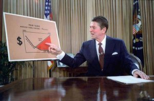 Did Ronald Regan make it so easy to get on disability?